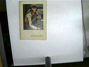 Cézanne, eingeleitet von Edward Alden Jewell, Aus: Cézanne, Paul und