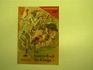 Im bunten Rock des Königs,: Voss, Stefan: