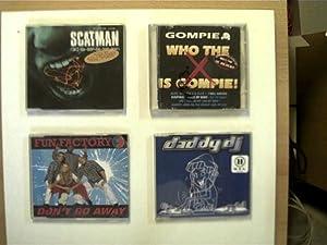 7 CD s: 1x Scatman John -: Künstlerkollektiv: