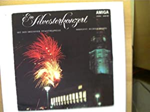 2 Platten: Ein Silvesterkonzert, Kaiser-Walzer, Mit der: Künstlerkollektiv:
