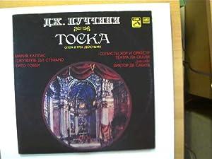 Giacomo Puccini - Tosca, Maria Callas, Tito: Künstlerkollektiv: