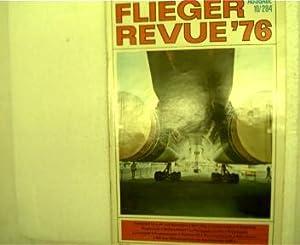 Flieger Revue '76 - Ausgabe 10/284, Zeitschrift: Kerber, Malte (Hrsg.):