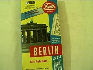Stadtplan - Berlin, Mit Potsdam,: Autorenkollektiv: