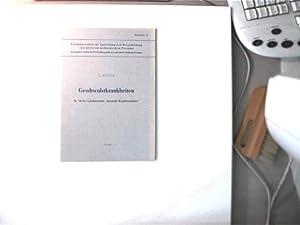 """Geschwulstkrankheiten, Nr.16 der Lehrbriefreihe """"Spezielle Krankheitslehre"""", Lehrmaterialien: Wittig, Gunther:"""