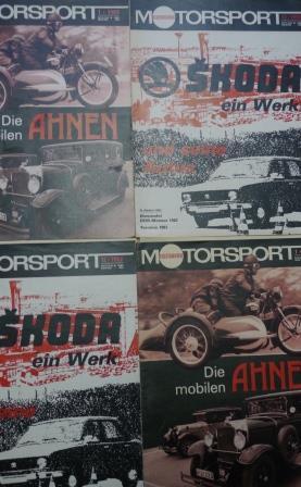 Illustrierter Motorsport, 1981 Heft 8, Herausgeber der Allgemeine Deutsche Motorsport-Verband,: ...