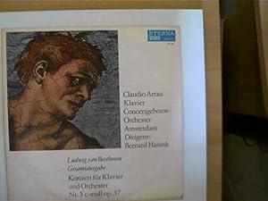 2 Platten: Beethoven - Konzert für Klavier: Künstlerkollektiv: