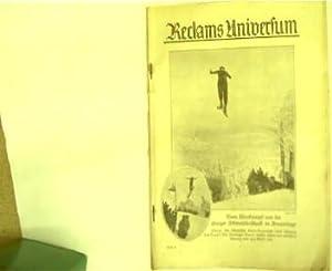 Reclams Universum, Heft 19, 43. Jahrgang, Moderne: Autorenkollektiv:
