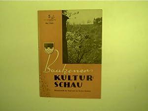 Bautzener Kulturschau - 5 / Mai 1960,: Autorenkollektiv:
