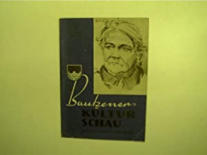 Bautzener Kulturschau - 3 / März 1961,: Autorenkollektiv: