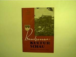 Bautzener Kulturschau - 7 / Juli 1960,: Autorenkollektiv: