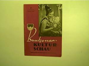 Bautzener Kulturschau - 2 / Februar 1960,: Autorenkollektiv: