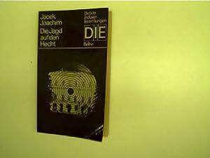 Die Jagd auf den Hecht, Kriminalroman,: Joachim, Jacek: