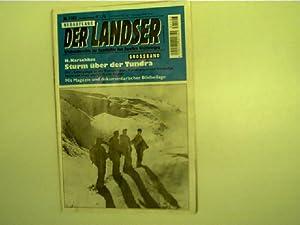 Sturm über der Tundra - 1941 -: Karschkes, H.:
