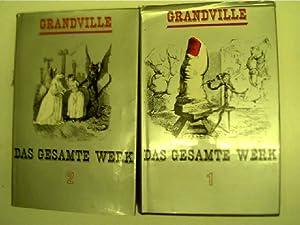 Grandville: Das gesamte Werk, Band 1 +: Kunze, Horst:
