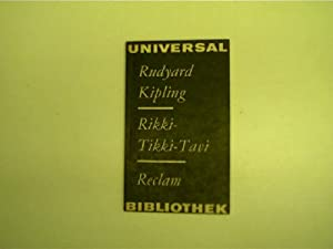 Rikki-Tikki-Tavi,: Kipling, Rudyard: