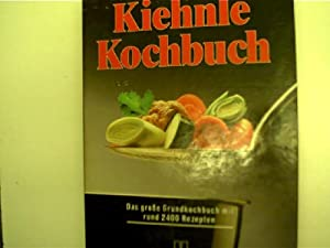 Kiehnle Kochbuch, Das große Grundkochbuch mit rund: Autorenkollektiv: