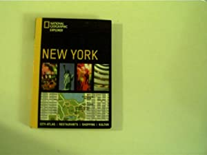New York - City Atlas, Restaurants, Shopping, Kultur,