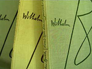 3x Wilhelm Busch: 1. Dieses war der: Busch, Wilhelm: