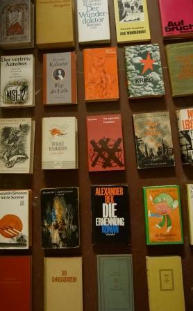 1 Schatten In 3 Bücher Des Ddr-autoren Tom Wittgen In Dieser Seltenen Sammlung