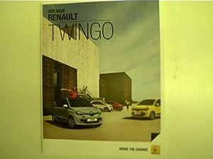 Kangoo Twingo - Renault - Drive the: Autorenkollektiv:
