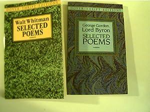 2 Bücher: Walt Withman - Selectes Poems: Autorenkollektiv: