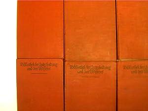 74x sammlung 1889 1931 bibliothek der unterhaltung und des wissens verschiedene jahrg nge. Black Bedroom Furniture Sets. Home Design Ideas