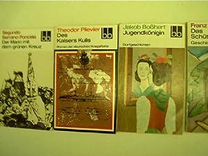 103x bb-Taschenbuchreihe (zwischen Nr. 400 bis 648): Pagnol, Marcel, Maurice