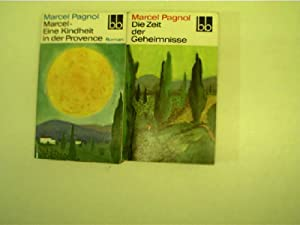 2x Marcel Pagnol - 1. Marcel -: Pagnol, Marcel: