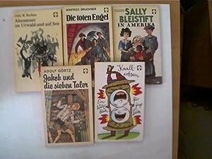 5 Bücher aus der Reihe: Alex Taschenbücher: Autorenkollektiv: