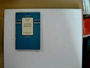 Judith Wright; Australian Poets;: Autorenkollektiv: