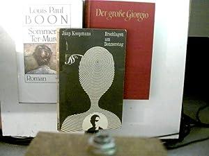 3 Bücher verschiedener niederländischer Autoren in dieser: Koopmans, Jaap, Louis