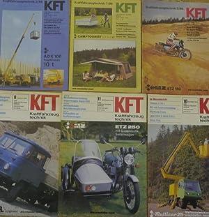 KFT- Kraftfahrzeugtechnik - Heft 12,: Autorenkollektiv: