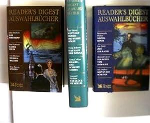 3 Reader's Digest Bücher,----------1.Das Testament von John: Autorenkollektiv: