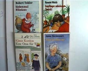 4 Kinder/Jugendbücher aus der Arena Reihe, --------: Tobler, Robert, Renate