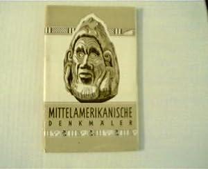 Mittelamerikanische Denkmäler,: Krickeberg, Walter: