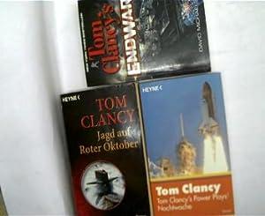 3 Bücher: 1. Tom Clancy's - Endwar,: Michaeles, David und