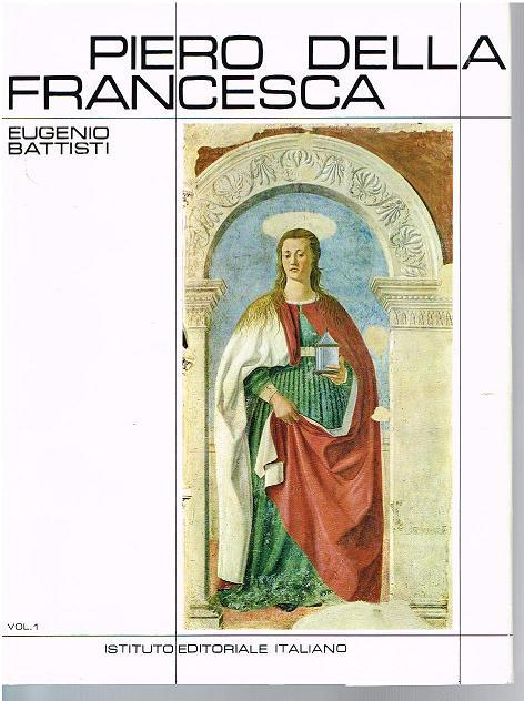 piera della francesca 2 b nde in italienischer sprache by battisti eugenio 1971