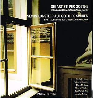 Sei artisti per Goethe viaggio in italia: De Maria, Nicola