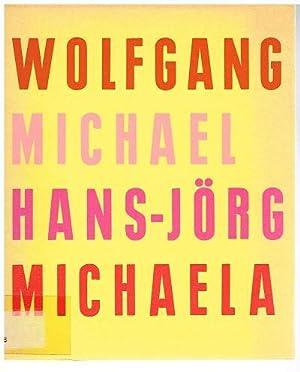 Katalog.: Wolfgang Achmann. Michael