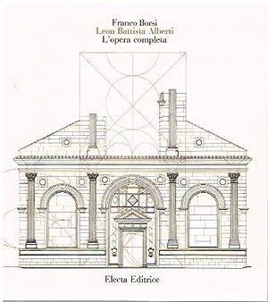 Leon Battista Alberti. L Opera completa (in: Borsi, Franco: