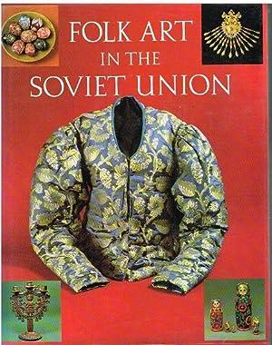 Folk Art in the Soviet Union.: Razina / Cherkasova