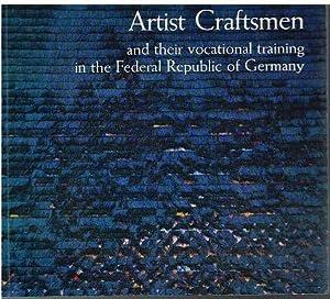 Artist Craftsmen and their vocational training in: Schnitker, Paul (Vorwort):