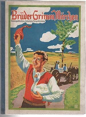 Brüder Grimm Märchen - Kindergeschichten, Schwänke, Tiergeschichten: Brüder Grimm