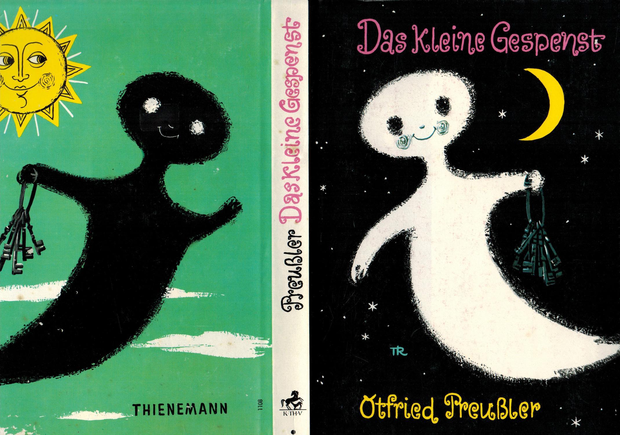 Das kleine Gespenst: Preußler, Otfried