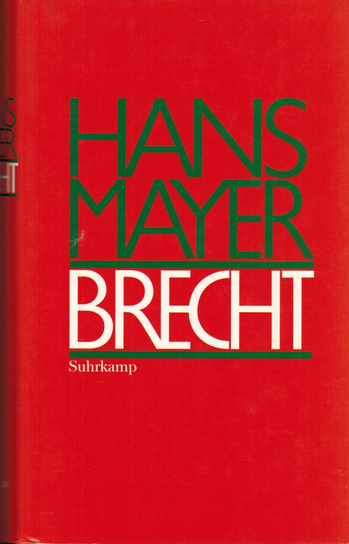 Brecht: Mayer, Hans