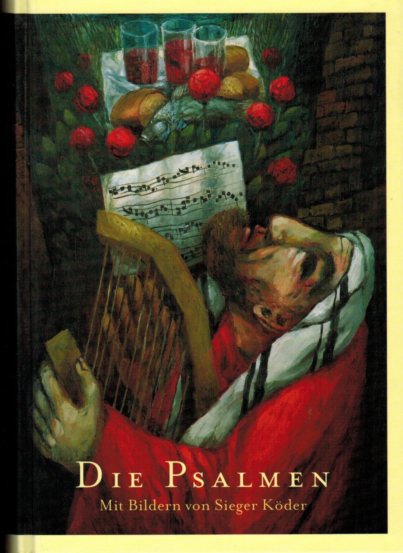 Die Psalmen im Großdruck: Mit Bildern von: Psalmen