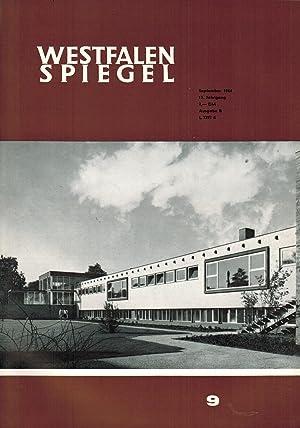 Westfalenspiegel. Heft 9 - September 1964. Schwerpunkt-Thema: Herbermann, Clemens