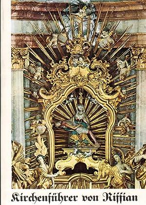 Kirchenführer von Riffian b. Meran / Südtirol: Thaler, Matthias