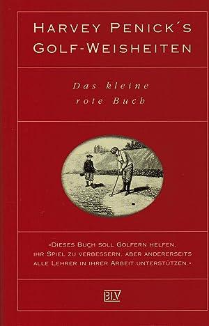 Harvey Penick's Golf-Weisheiten: Das kleine rote Buch: Penick, Harvey; Shrake,