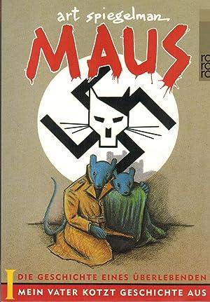 Maus 1: Mein Vater kotzt Geschichte aus: Spiegelman, Art